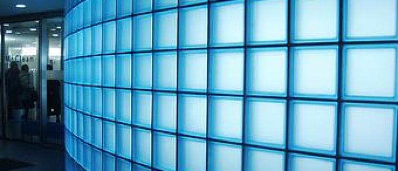 Glasblokken