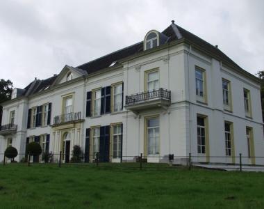Monumentenglas in De Heiligenberg